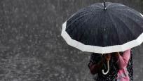 Meteoroloji'den o bölgeler için sağanak uyarısı