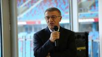 Başkan Ağaoğlu'ndan derbi açıklaması