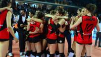 VakıfBank 10. kez şampiyon oldu