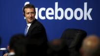 Facebook hisseleri 9.1 yükseldi, Zuckerberg 5.7 milyar dolar kazandı