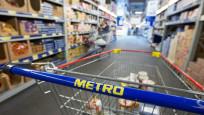 Alman Metro Cash & Carry Rusya'da zor durumda