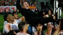 İşte Galatasaray'ın şampiyonluk sevinci