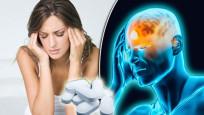 Yedikleriniz baş ağrısına sebep olabilir