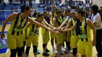 Kadınlar basketbol liginde şampiyon Fenerbahçe