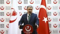 BBP'li 18 isim AK Parti'den aday oldu