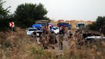 Hatay'da askeri araç devrildi: 11 asker yaralı