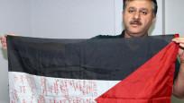 Mavi Marmara'da yaralandı, para istiyor