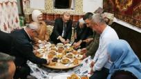 Erdoğan bir vatandaşın evine konuk oldu