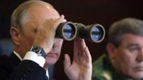 Putin'in süpersonik füzeleri çakıldı
