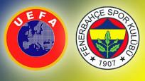 UEFA'dan Fenerbahçe'ye ceza geliyor!