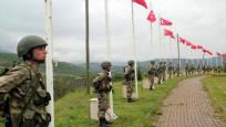PKK'nın şehit ettiği 33 silahsız askeri anma töreni