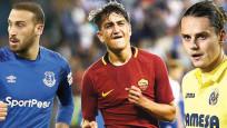 Türk futbolcuların bonservis değerlerindeki değişimler