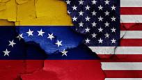 Venezuela, ABD'liyi serbest bıraktı