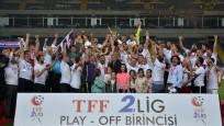 Afjet Afyonspor 1. Lig'e yükseldi