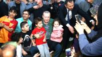 Erdoğan'dan Zeytinburnu Sahili'den iftarı bekleyenlere sürpriz