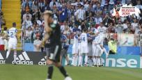 Arjantin, İzlanda ile berabere kaldı