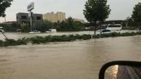 Denizli-Ankara karayolu trafiğe kapandı