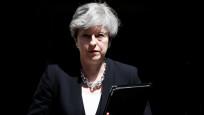 Theresa May'den ABD'ye göçmen tepkisi