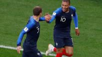 Fransa gruptan çıkmayı garantiledi