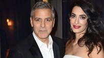 Clooney çiftinden en anlamlı bağış