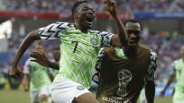 Nijerya'nın yıldızından transfer açıklaması
