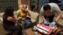 Tayland'da Dang hummasına yakalanan Bilginel Türkiye'ye getirildi