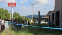 AVM'de ceset bulundu