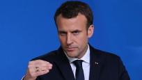 Macron'dan mülteci tepkisi