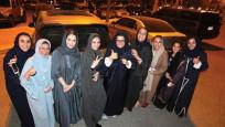 Suudi Arabistan'da kadınlar için yeni dönem başladı