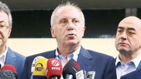 CHP'nin oyları İnce'nin altında kaldı