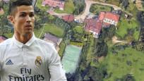 İşte Ronaldo'nun İtalya'daki yeni malikanesi