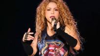 Shakira ikinci kez İstanbul'da!