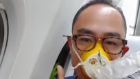 Kaptan kokpitte sigara içti uçak 5 bin metre düştü