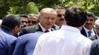 Erdoğan ve kabine üyeleri cuma namazında