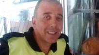 Polis balkondan düşerek hayatını kaybetti