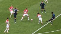 Dünya Kupası finali birçok ilke sahne oldu