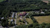 Pensilvanya'daki FETÖ kampı havadan görüntünlendi