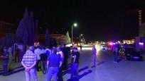 Ankara'da bir fabrikada patlama