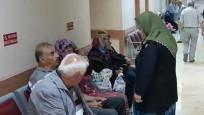 Sivas'ta zehirlenme şüphesi: 488 kişi hastanelik oldu