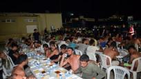 Faciadan kurtarılan 102 göçmen Mersin'e getirildi