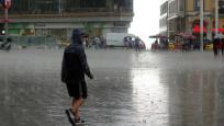 Meteoroloji'den İstanbullulara sağanak yağmur uyarısı!