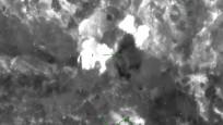 Irak'ın kuzeyinde terör örgütüne ait mühimmat deposu imha edildi