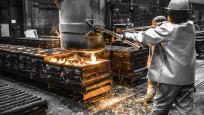 Japonya'nın ham çelik üretimi arttı