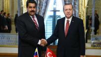 Türkiye Venezuela dostluğu ticarete yansıdı