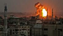 İsrail Gazze'yi vurdu: 4 ölü