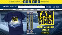 Fenerbahçeliler forma satışını sayaçtan takip edecek