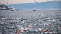 Boğaziçi Kıtalararası Yüzme Yarışması'nda kahreden haber