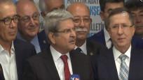 İYİ Parti'nin Basın Toplantısında Bahçeli gafı