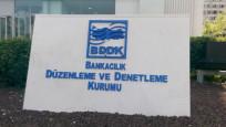 BDDK düzenlemeleri yürürlüğe girdi