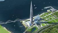 Lahta Center, Burj Khalifa'yı geride bıraktı